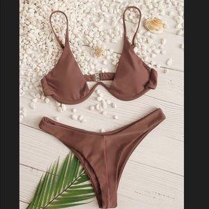 Trendy Underwire Bikini